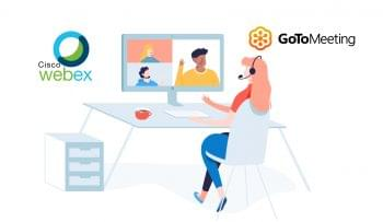 Webex vs GoToMeeting in 2020: Which is the Best Software?