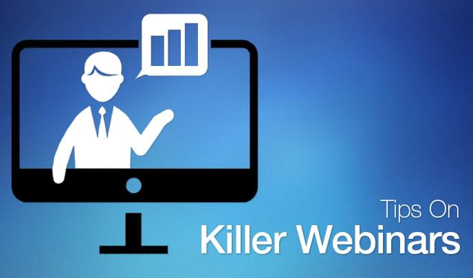 How to Give a Killer Webinar: Tips from the Pros