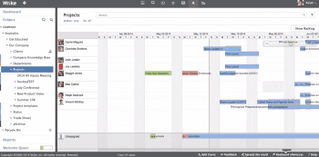 Projects, Calendar View
