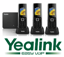Yealink Releases New Business HD IP DECT Phone
