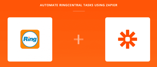 Ring Central And Zapier For Sms