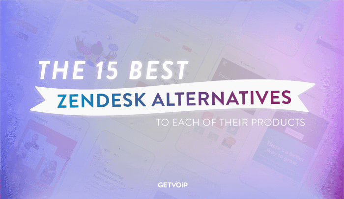 The Ultimate Roundup of the 15 Best Zendesk Alternatives