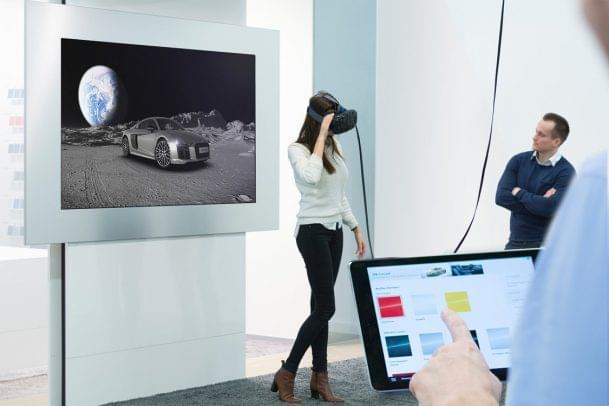 VR Test Drive