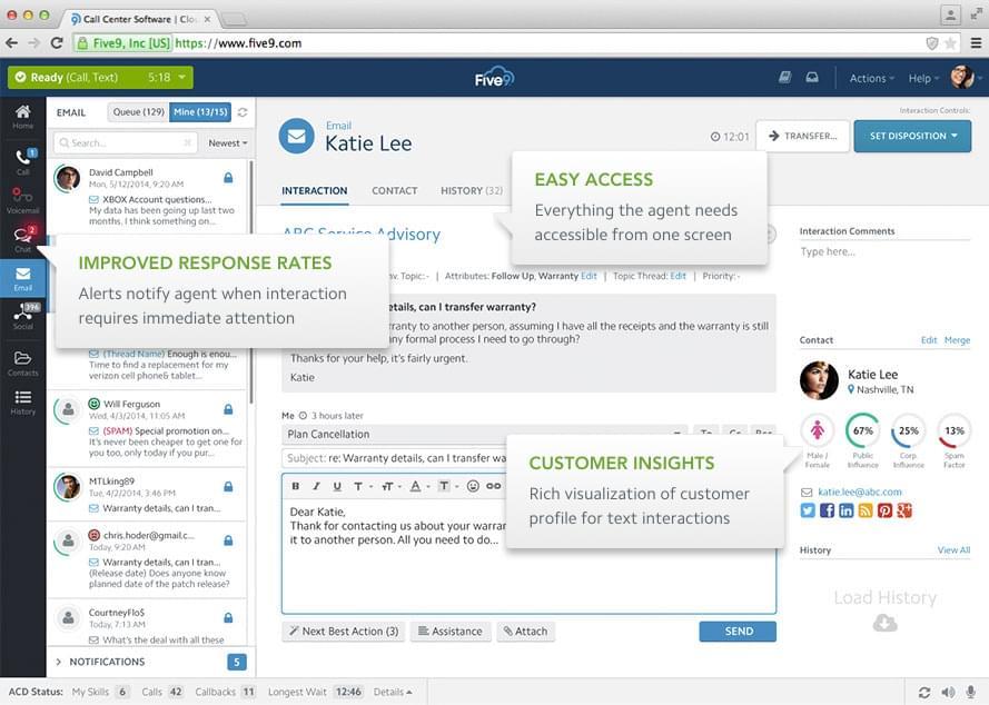 Agend Desktop Plus - Empower your agents