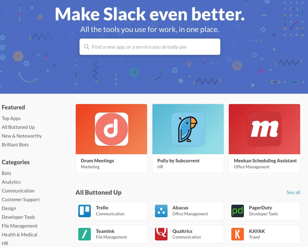 Slack Integrations
