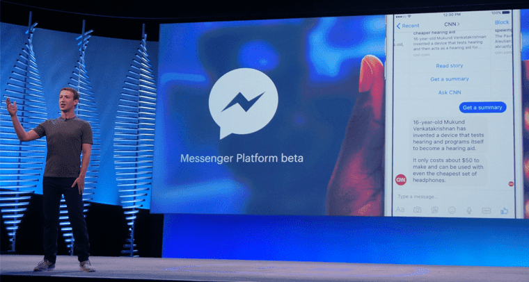 Facebook Messaging